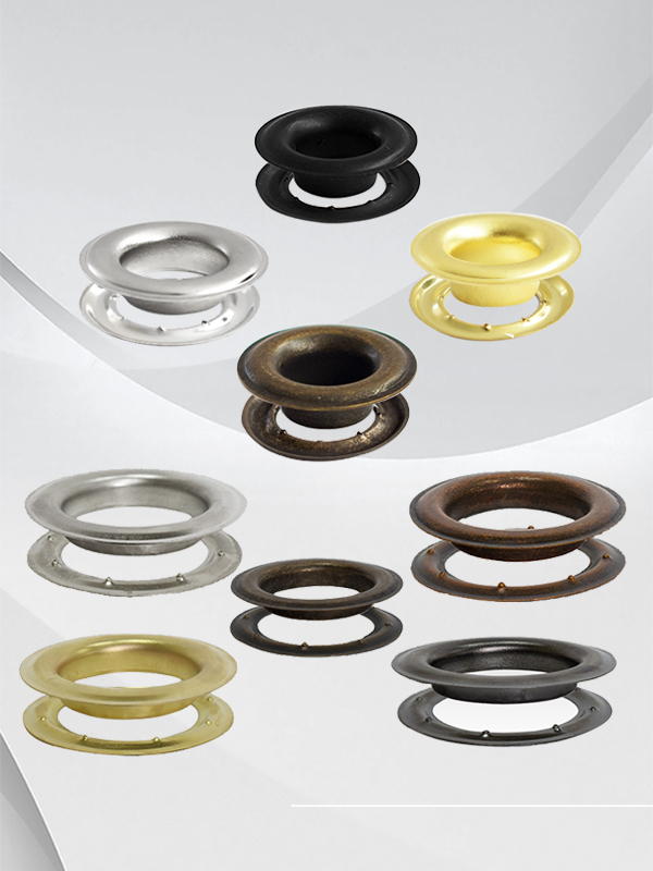 Iron and Galvanized Grommets & Washers