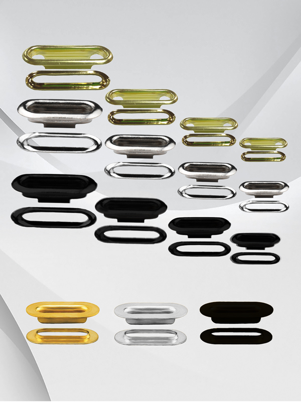 Oblong Grommets and Washers